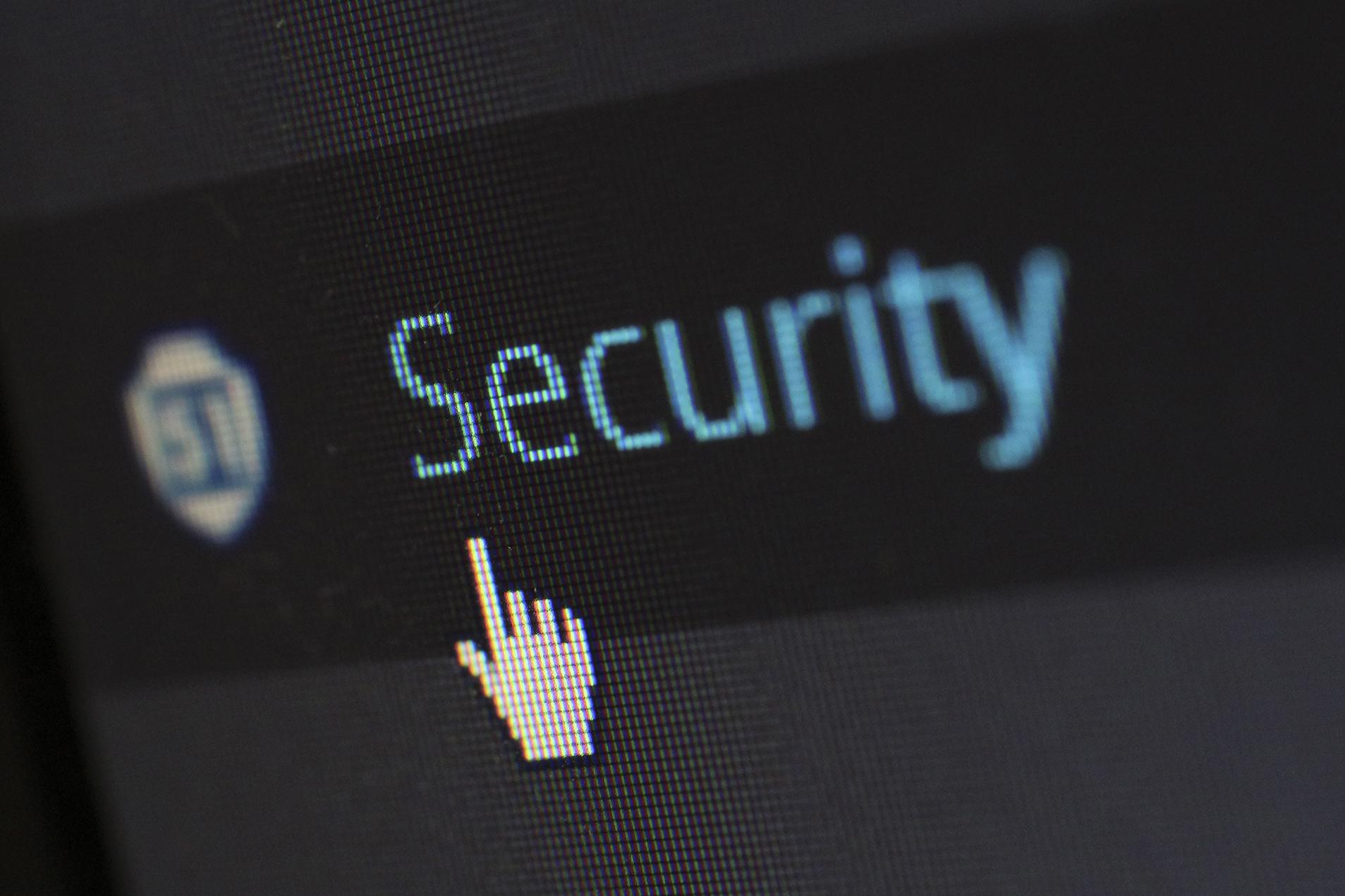 Best Practice Security Handling