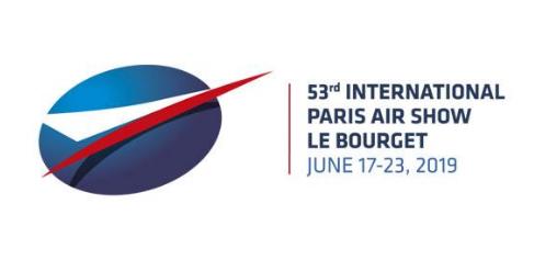 GlobalReach-paris air show logo