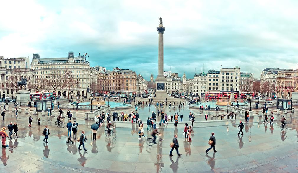 GlobalReach- Trafalgar Square Crowd