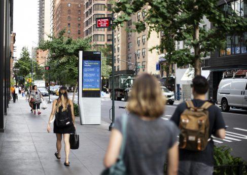 City roaming public wifi